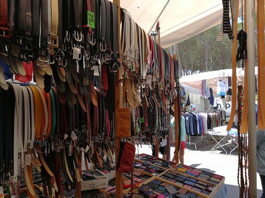 Markt in Forte dei Marmi (LU)