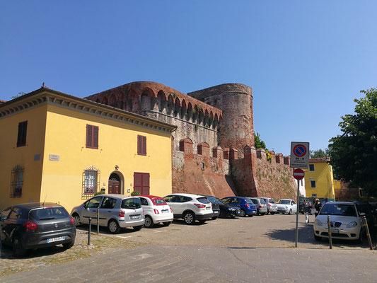 Festung von Montecarlo (LU)