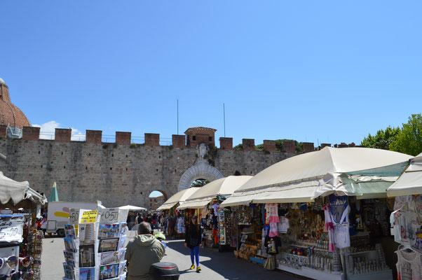 Porta Nuova, Pisa