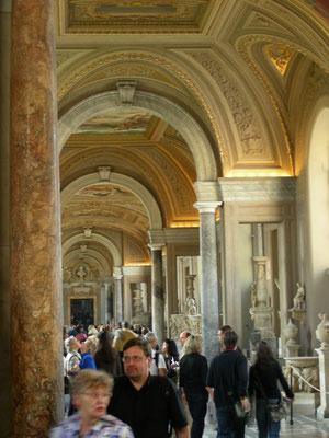 In den Vatikanische Museen