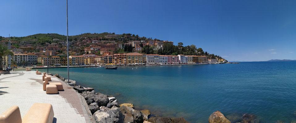 Bucht  - Porto Santo Stefano (GR)
