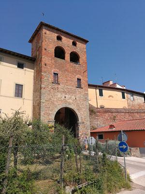 Stadttor von Montecarlo (LU)