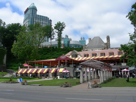 Restaurants in the City of Niagara