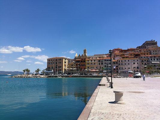 Hafen  - Porto Santo Stefano (GR)