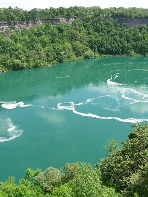 Whirlpool Rapids - Niagara River