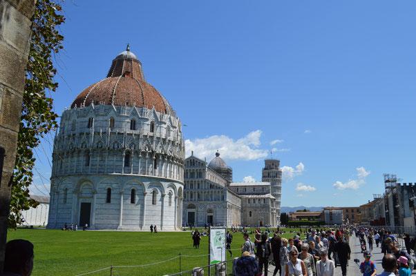 Battistero di San Giovanni, Pisa