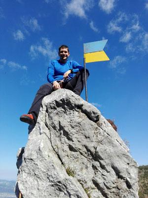 Gipfel Kleiner Löwenzahn