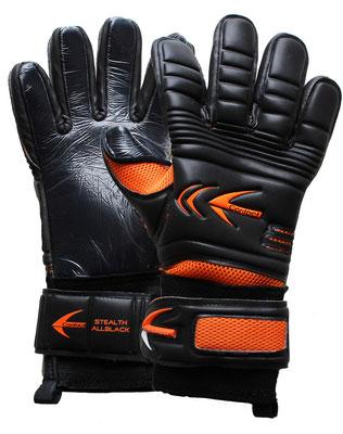 Torwart Handschuh Stealth All Black