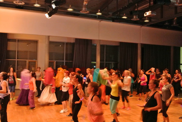 ZUMBA PARTY GOLDACH 2015