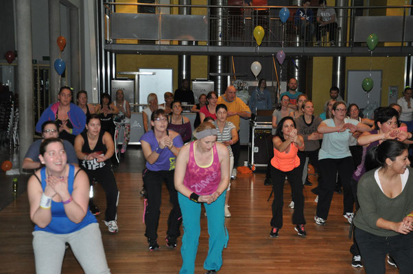 ZUMBA PARTY GOLDACH 2014