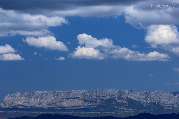 Sainte Victoire-Canon 6d-Canon 200 f2