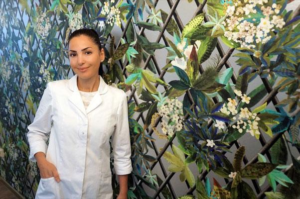 Bargello AESTHETIK - Sofia Bargello freut sich auf Ihren Besuch