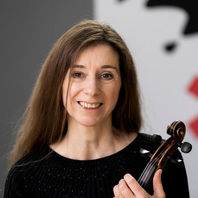 SOPHIE-BELLE HÉBETTE 1. Violine