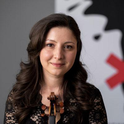 IRINA RUSU WEICHENBERGER 2. Violine