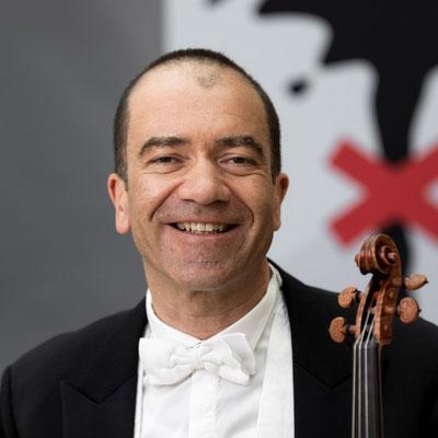 MARTIN HEBR 2. Violine