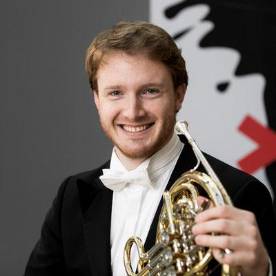 GABRIEL STIEHLER 3./Stellvertretender 1. Hornist