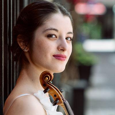 HE 01_María Dueñas_Violine_©Tam Lan Truong