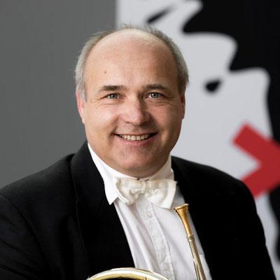 WERNER BINDER 2./3./4. Hornist