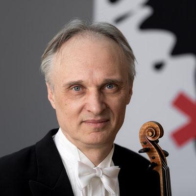 PAULUS SONDECKIS Koordinierter Stimmführer 1. Violine