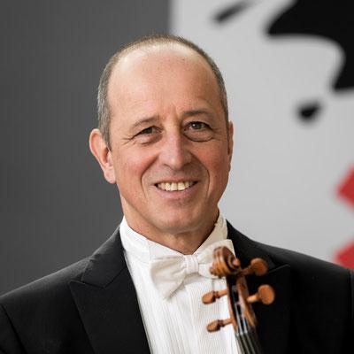 MARKUS TOMASI  1. Konzertmeister