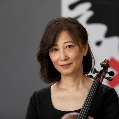 TOSHIE SUGIBAYASHI Viola