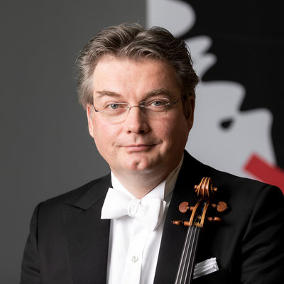 ALEXANDER HOHENTHAL 2. Konzertmeister
