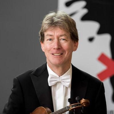 JOHANNES BILO Stimmführer 1. Violine