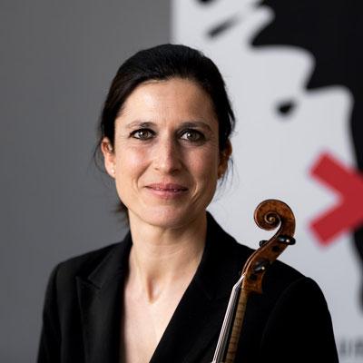MARIANNE RIEHLE Stellvertretende 1. Konzertmeisterin