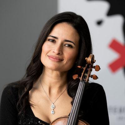 IRENE CASTIBLANCO BRICEÑO 1. Violine