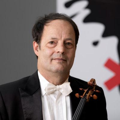 RUDOLF HOLLINETZ 2. Violine