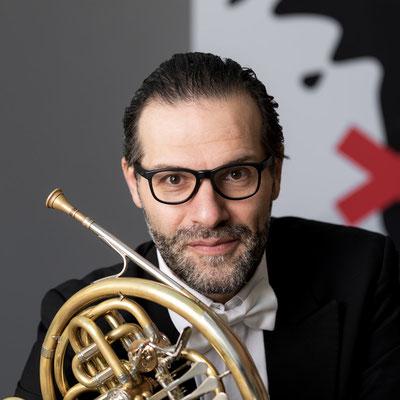 SAMUELE BERTOCCI 2./4. Hornist