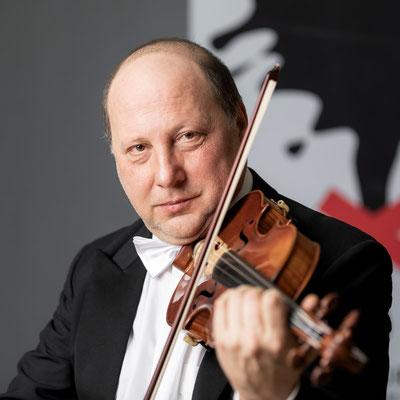 LEONIDAS BINDERIS 1. Violine