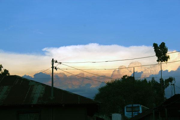 Musoma - ciel d'orage