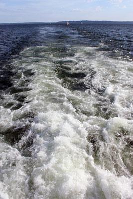 Traversée du Lac Victoria vue 03