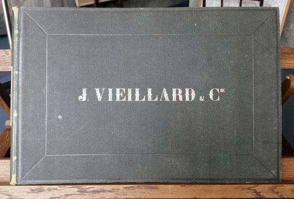 Catalogue des faïences Vieillard XIXè siècle