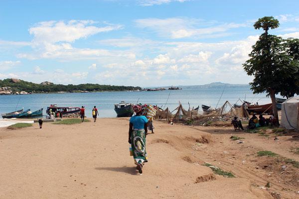 Port de Lukuba vue 01
