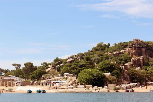 Grande île de Lukuba