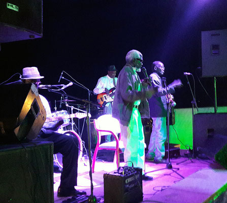 Soirée #02 - Concert Ablaye Ndiaye Thiossane