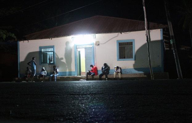 Musoma - la nuit