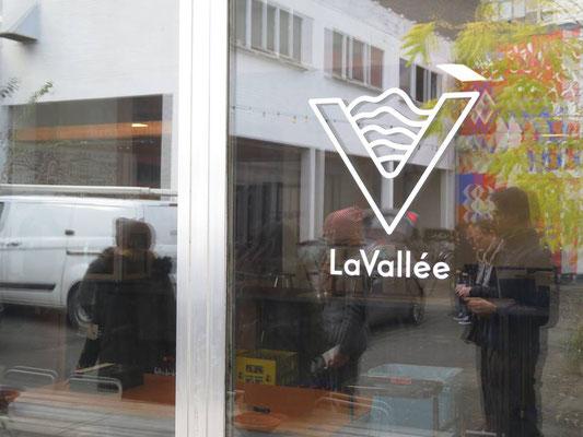 LaVallée, visite et échanges avec Pierre Pevée
