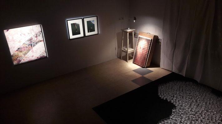 Montage d'une exposition et médiation - Ecole maternelle Paul Doumer - Bordeaux Caudéran