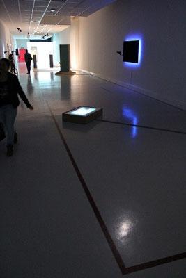 Les oeuvres de Nicolas Jargic dans la 1ère partie du Tube.