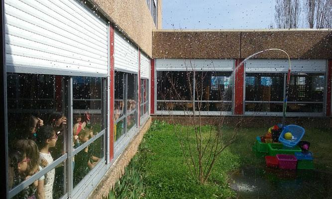 Ecole primaire de Castillon La Bataille - 2017