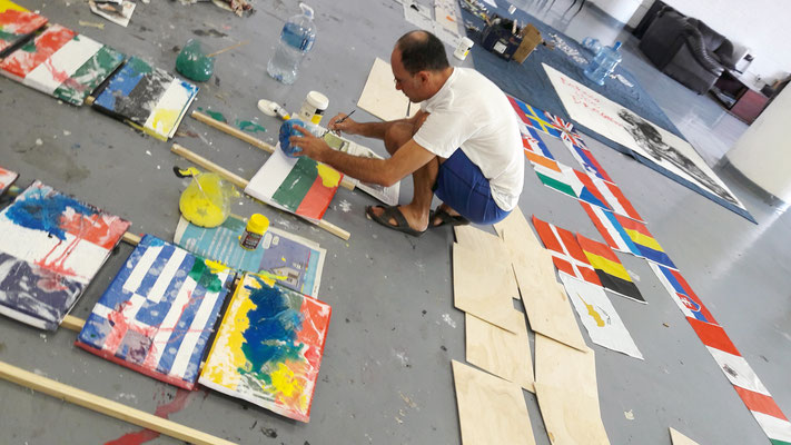 Atelier de Benon Lutaaya - August House