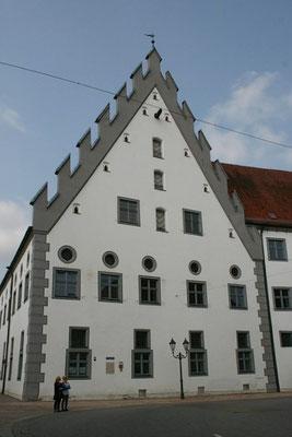 Fuggerhaus, Landratsamt