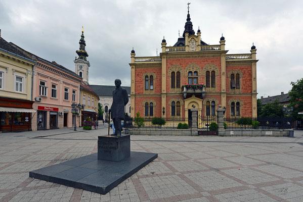 Vladicanski Dvor, Bischofssitz