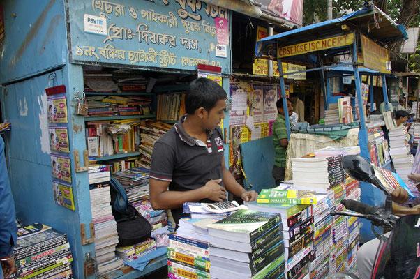 Büchermarkt, College Street