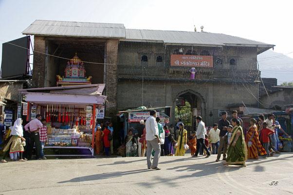 Trimbakeshawar-Tempel