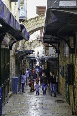 Gassen Jerusalems