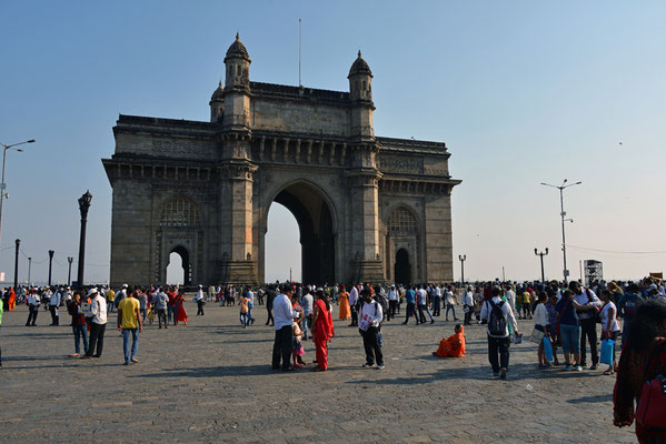 Gateway of India, das Indische Tor